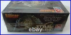 Star Wars Rancor AMT 8171 Highly Detailed Vinyl Model Kit Sealed