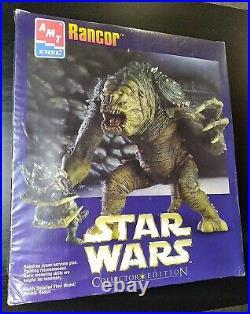 Star Wars Rancor Collector Edition Monster Model AMT/ERTL 12 Vinyl 8171
