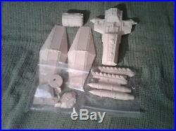 Star Wars Rare Model Kit. Alfred Wong. 1/48 Resin Tie Scimitar Bomber