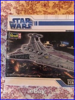 Star Wars Republic Star Destroyer Model Kit Revell