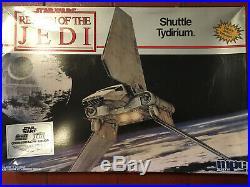 Star Wars Return of the Jedi Shuttle Tydirium scale model kit MPC ertl