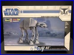 Star Wars Revell At-At Model Kit Sealed NEW EM0524