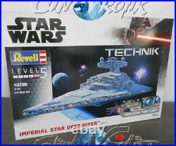 Star Wars Revell maquette 1/2700 Technik Imperial Star Destroyer model kit