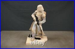 Star Wars Saga Series Snowtrooper 1/7 Scale Model Kit by Kotobukiya / ARTfx