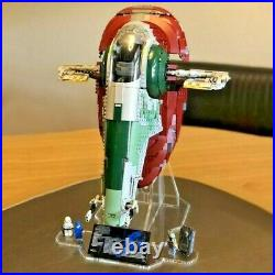 Star Wars Space Slave UCS Model Building Blocks Educational Kit Bricks Set Moon