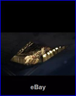 Star Wars Star Destroyer 1/2700 Scale Fully BUILT & PAINTED Model Ship