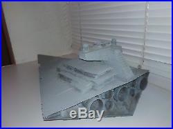 Star Wars. Star Destroyer 1/2700 model
