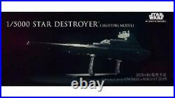 Star Wars Star Destroyer 1/5000 Scale Plastic Model