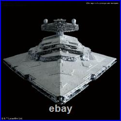 Star Wars Star Destroyer 1/5000 scale model plastic