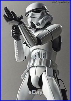 Star Wars Storm Trooper 1/6 scale plastic model Japan import