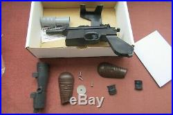 Star Wars TESB Solo/Skywalker DL44 Blaster resin kit 1/1 scale by Arsenal Models