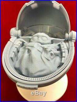 Star Wars The Child Baby Yoda / Fan Art / Resin Figure / Model Kit 1/4 scale