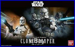 Star Wars The Clone Trooper 1/12 scale plastic model