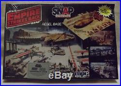 Star Wars The Empire Strikes Back It's a Snap Rebel Base Model Kit Ertl MPC AMT