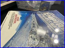 Star Wars The Empire Strikes Back Star Destroyer Scale Model Kit New Sealed
