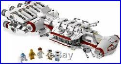 Star Wars The Tantive IV Star Blockade Legoed Blocks Educational Toys Model Kit