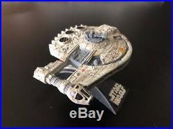 Star Wars Titanium OUTRIDER VERY RARE diecast