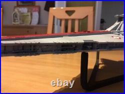 Star Wars Venator Republic Star Destroyer Ship 3D Printed Movie Prop 44cm