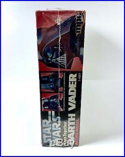 Star Wars Vintage MPC 1978 Snap-Together Darth Vader Action Model Sealed MISB