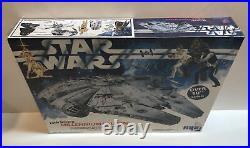 Star Wars Vintage SEALED Han Solo's Millennium Falcon MPC 1979 Model Kit MIB