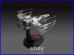 Star Wars X Wing Starfighter Moving Edition 1/48 scale plastic model BAN196419