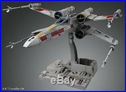 Star Wars X- wing starfighter 1/72 scale plastic model Japan ImportF/S