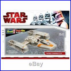 Star Wars Y-Wing Fighter Model Kit by Revell