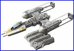 Star Wars Y-Wing Starfighter 172 Bandai Plastic model kit