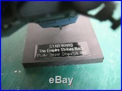 Star Wars studio filming replica Empire Strikes Back Probe Droid dispatch pod
