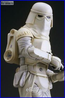 Star Warssnowtrooper1/7th Scale Figurevinyl Model Kitartfx / Kotobukiyamib
