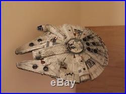 Star wars Deagostini Studio Scale millennium falcon Finished Model