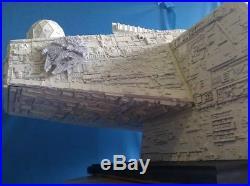 Star wars Ep. V Star Destroyer Bridge model kit ESB