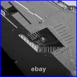 Star wars imperial star destroyer model kit from star 9057 1/2700 new in box