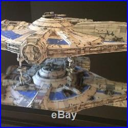 Star wars resin model kit XS Stock Light Freighter