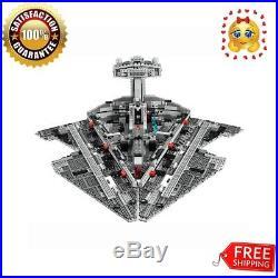 Starwars Imperial Star Destroyer Model Building Blocks Kits 1391 Pcs Bricks