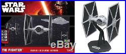 TIE Fighter Star Wars Master Series 1/48 Scale Skill 5 Revell Model Kit #5092