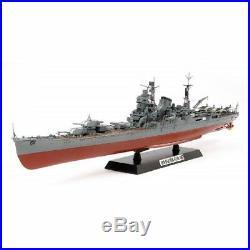 Tamiya 1/350 Ship Series No. 24 Japanese Navy Heavy Cruiser Tone Model Kit 78024