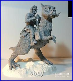 Tauntaun Resin Model kit (19 Scale) - StannArts