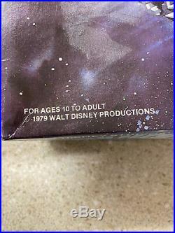 The Black Hole Cygnus MPC Model Kit 1979 Walt Disney movie 1-1983 rare With Box