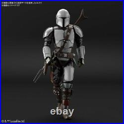 The Mandalorian (Vesker Armor) & Vehicle model Laser Crest Set of 2 Kit