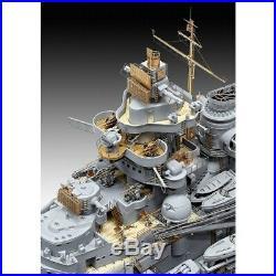 Tirpitz (Platnium Edition) 1350 Revell Model Kit
