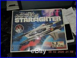 Tsukuda Hobby Buck Rogers Star Fighter Kit