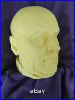 Unpainted 1/1 Darth Vader bust, Anakin Skywalker, star war, PU resin model kit