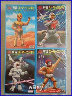 Vintage 1978 Arii Space Super Convoy Model Kit Star Wars Bootleg Made in Japan