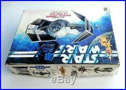 Vintage 1978 Denys Fisher Star Wars DARTH VADER'S TIE FIGHTER model Kit