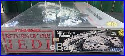 Vintage 1983 MPC Star Wars Return of the Jedi Millenium Falcon NEWithSEALED