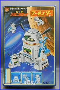 Vintage Aoshima Mechani Robo model kit LOT Japan R2-D2 Star Wars bootleg toy
