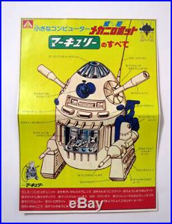 Vintage Star Wars Aoshima R2-D2 Robot Bootleg Model Kit No. 3 Japan Unused 1978