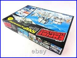 Vintage Star Wars Battle On Ice Planet Hoth MPC Model Kit Sealed Bag 1981 Rare