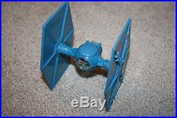 Vintage Star Wars Micro Collection TIE Fighter withOriginal Box & Insert C1217